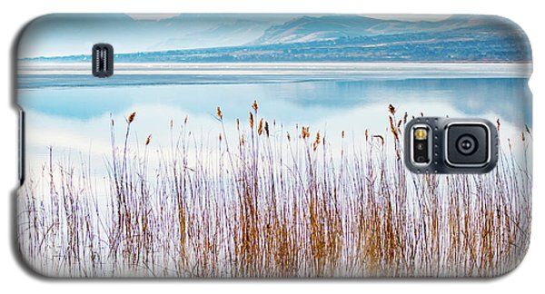 Morning Mist On The Lake Galaxy S5 Case