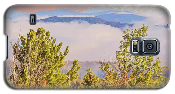 Morning Mountain View Northern New Hampshire. Galaxy S5 Case