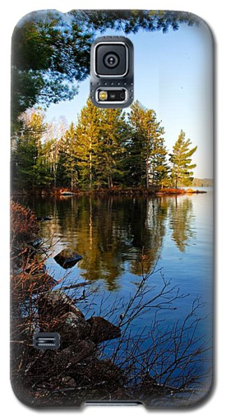 Morning On Chad Lake 4 Galaxy S5 Case