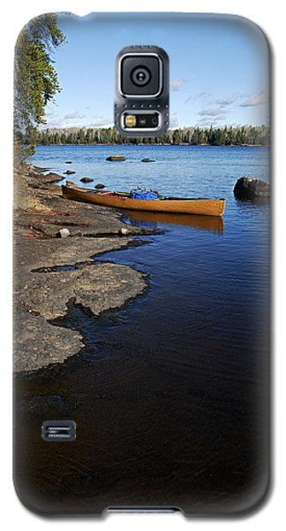 Morning On Hope Lake Galaxy S5 Case
