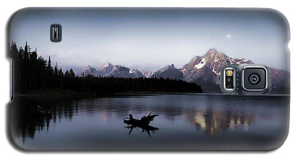 Morning On Jackson Lake Galaxy S5 Case