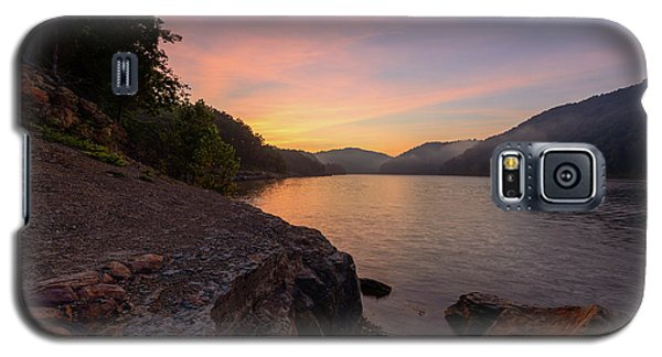 Morning On The Bay Galaxy S5 Case