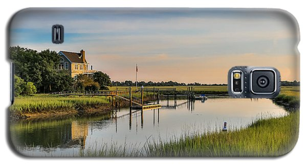 Morning On The Creek - Wild Dunes Galaxy S5 Case