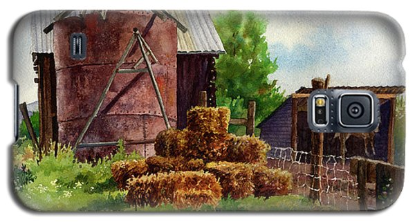 Morning On The Farm Galaxy S5 Case