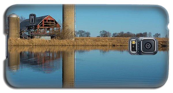 Morning On The Farm Galaxy S5 Case