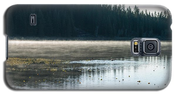 Morning On Wilson Lake  Galaxy S5 Case