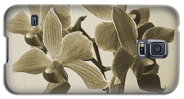 Morning Orchid Galaxy S5 Case
