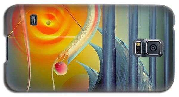 Morning Prayer 2 Galaxy S5 Case by Leo Symon