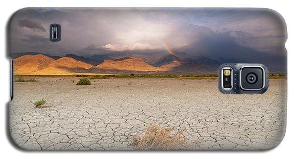 Morning Rainbow Galaxy S5 Case