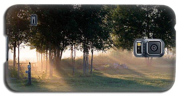 Morning Rays Galaxy S5 Case