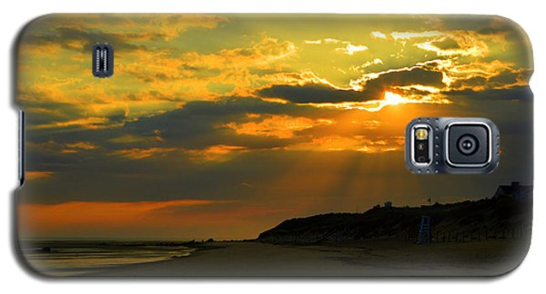 Morning Rays Over Cape Cod Galaxy S5 Case