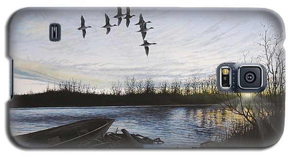 Morning Retreat - Pintails Galaxy S5 Case
