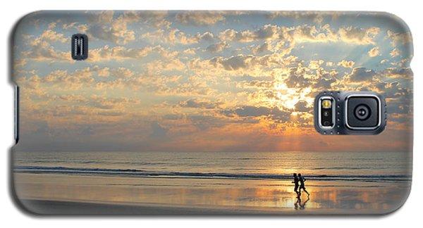 Morning Run Galaxy S5 Case