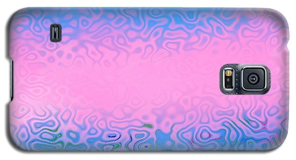 Galaxy S5 Case featuring the digital art Morning Sea Fog.cold Water by Dr Loifer Vladimir