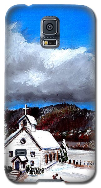 Morning Snow Ministry Galaxy S5 Case