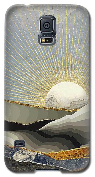Landscapes Galaxy S5 Case - Morning Sun by Katherine Smit