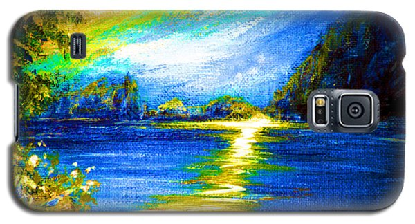 Morning Sunrise 9.6 Galaxy S5 Case