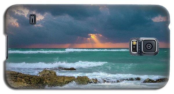 Morning Surf Galaxy S5 Case