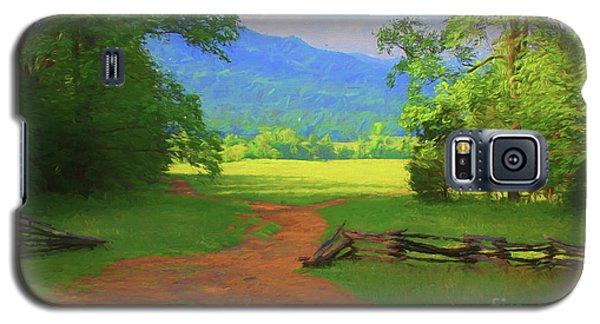 Morning View Galaxy S5 Case by Geraldine DeBoer