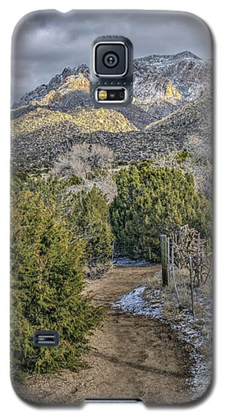 Morning Walk Galaxy S5 Case by Alan Toepfer