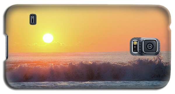 Morning Waves Galaxy S5 Case