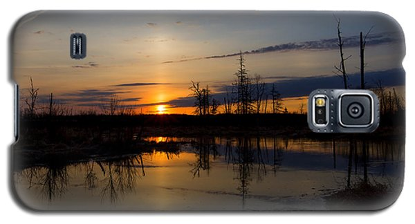 Morning Wilderness Galaxy S5 Case