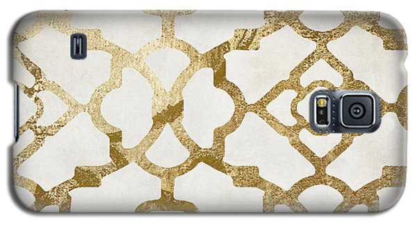 Galaxy S5 Case - Moroccan Gold I by Mindy Sommers
