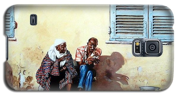 Morocco Galaxy S5 Case