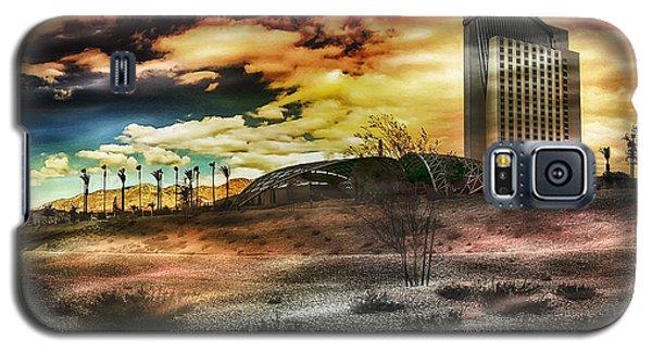 Morongo Casino Sunset Galaxy S5 Case