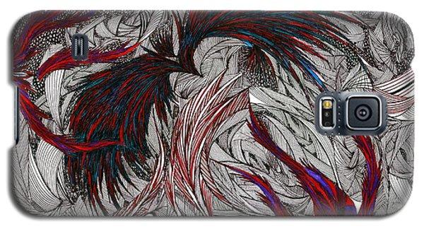 Morpheus Galaxy S5 Case by Robert Nickologianis