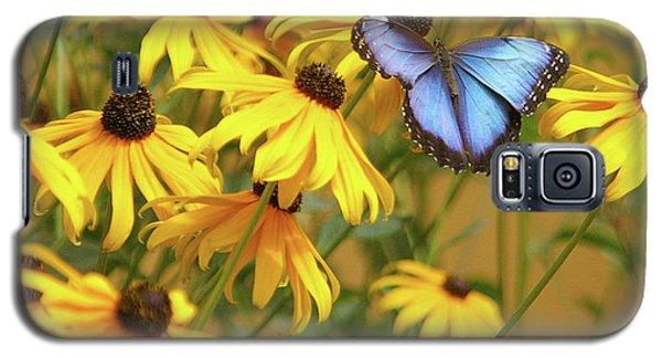 Morpho Butterfly Galaxy S5 Case
