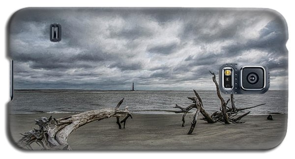 Morris Island Lighthouse Galaxy S5 Case