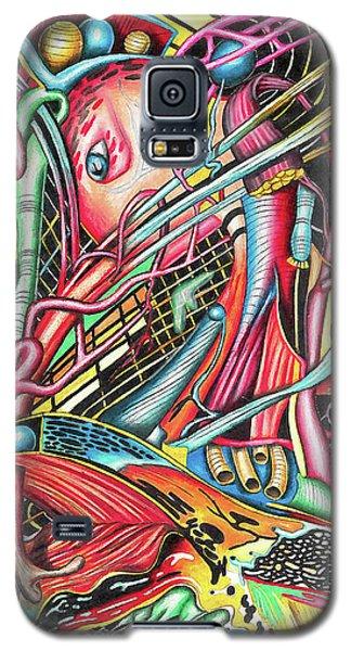 Mortal Fiber Galaxy S5 Case