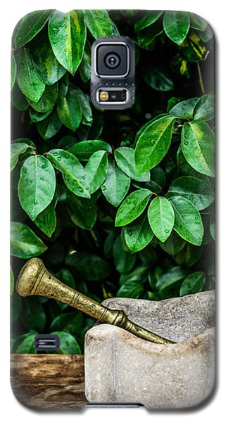 Mortar And Pestle Galaxy S5 Case