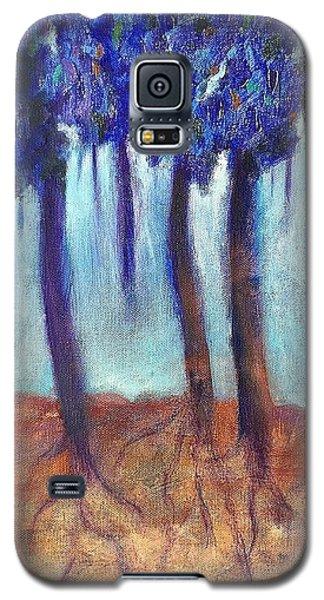 Mosaic Daydreams Galaxy S5 Case by Elizabeth Fontaine-Barr