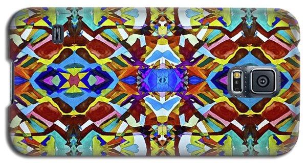 Mosaic Galaxy S5 Case