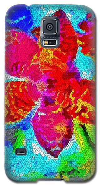 Mosaic Orchid 2 Galaxy S5 Case