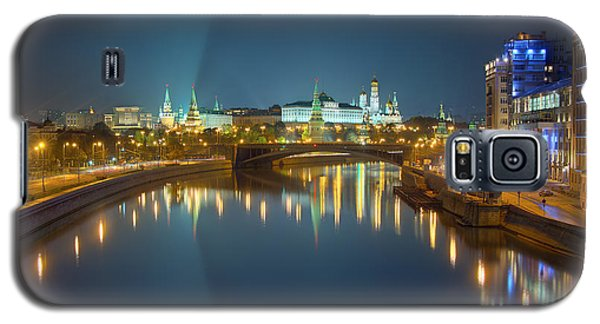 Moscow Kremlin At Night Galaxy S5 Case