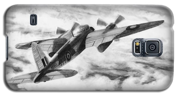 Mosquito Fighter Bomber Galaxy S5 Case by Douglas Castleman