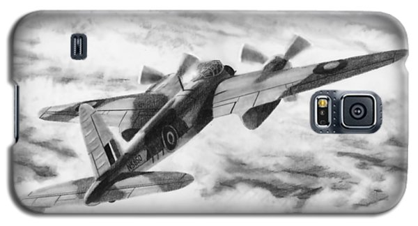 Mosquito Fighter Bomber Galaxy S5 Case