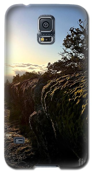Galaxy S5 Case featuring the photograph Moss Landing by Paul Foutz