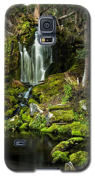 Mossy Falls Galaxy S5 Case