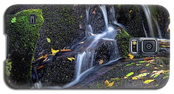 Emerald Cascades Galaxy S5 Case