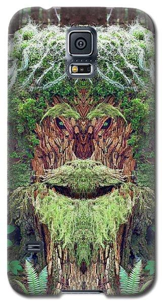 Mossman Tree Stump Galaxy S5 Case