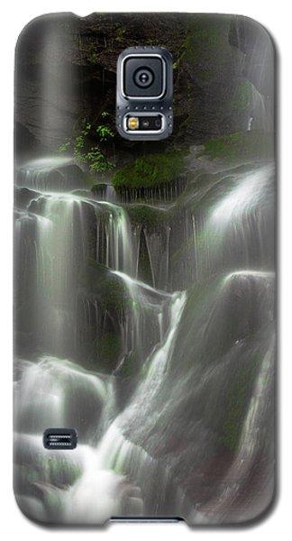 Mossy Waterfall Galaxy S5 Case