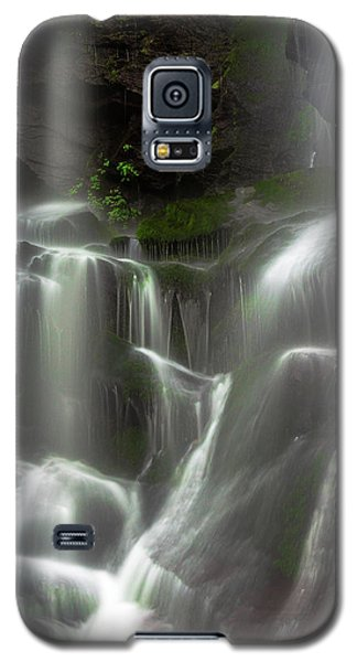Mossy Waterfall Galaxy S5 Case