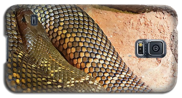 Galaxy S5 Case featuring the photograph Most Venomous Snake  by Miroslava Jurcik