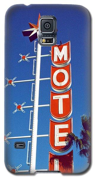 Motel With Stars Galaxy S5 Case