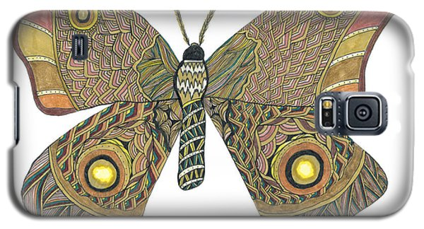 Moth Galaxy S5 Case
