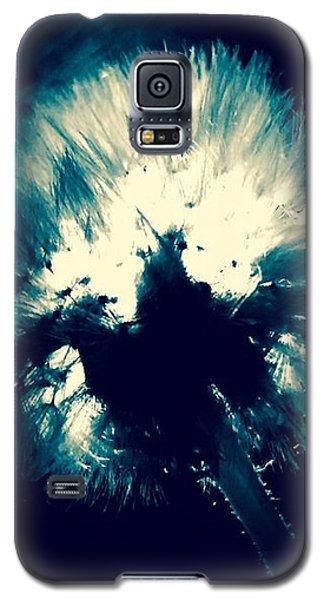 Galaxy S5 Case - Moth Man by Orphelia Aristal